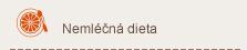 Nemléčná dieta